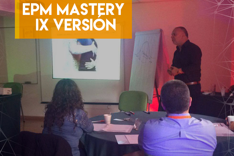 EPM MASTERY IX VERSION - MAYO 2017